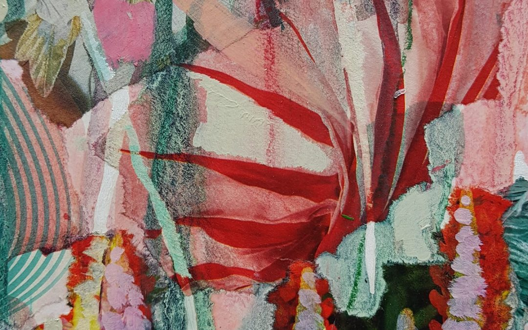 Small affordable art fair in Malvern – outcome of the silent auction!